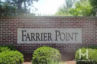 Farrier Point subdivision