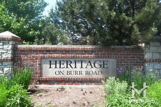 Heritage on the Burr subdivision