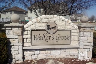 Walkers Grove subdivision