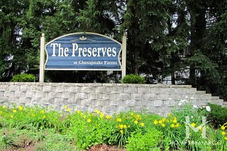 The Preserves subdivision