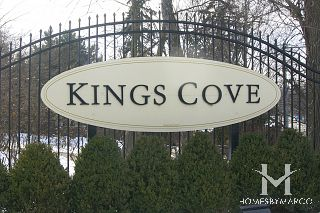 Kings Cove subdivision