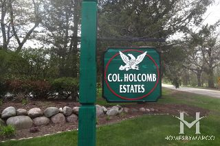 Colonel Holcomb Estates subdivision