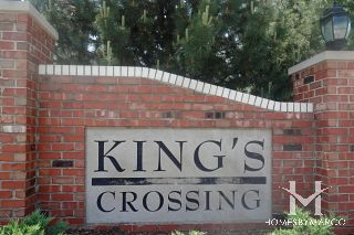 King's Crossing subdivision