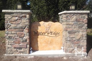 Waters Edge subdivision