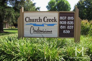Church Creek subdivision