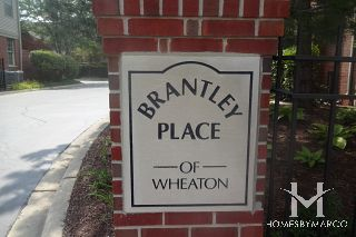 Brantley Place subdivision