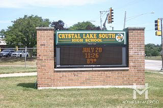 Crystal Lake South High School