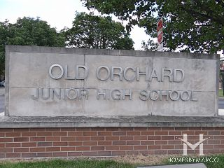 Old Orchard Junior High School