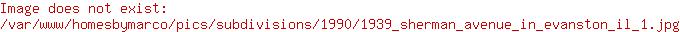 1939 Sherman Avenue