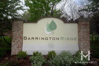 Barrington Ridge