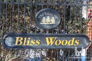 Lakes of Bliss Woods