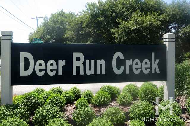 Deer Run Creek (subdivision)