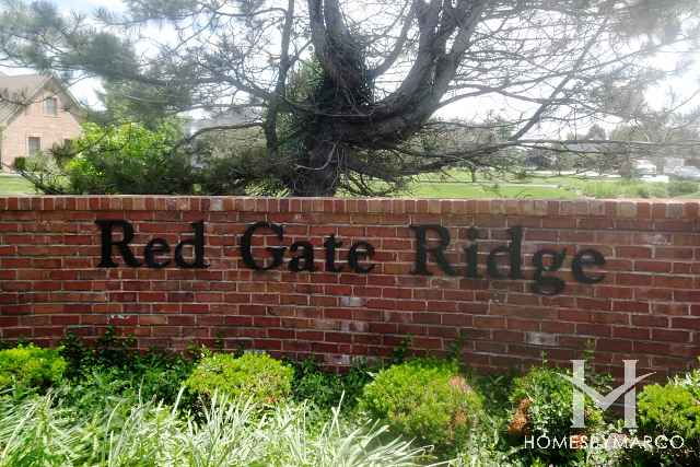 Red Gate Ridge (subdivision)