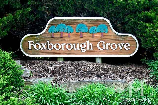 Foxborough Grove (subdivision)