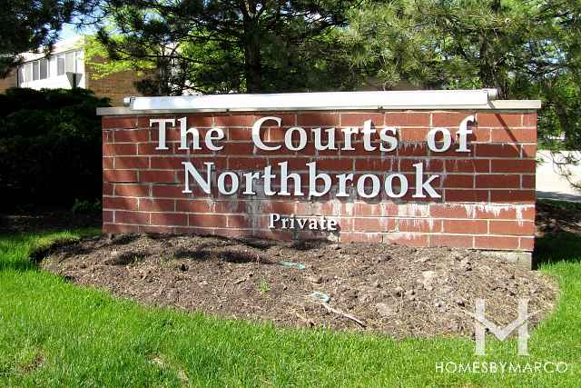 Courts of Northbrook (subdivision)